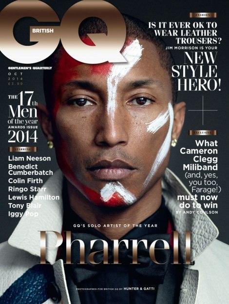 Pharrell GQ 2