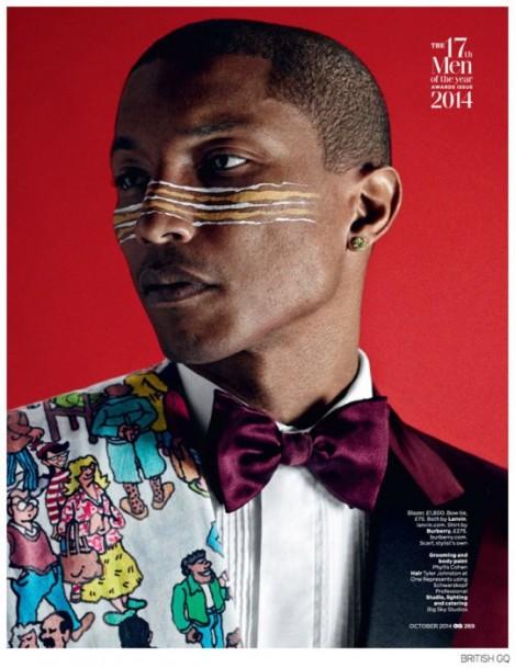Pharrell GQ 3
