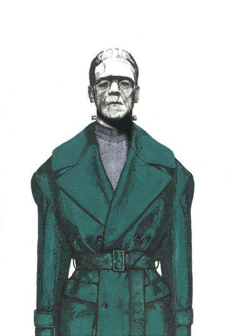 Frankenstein in Juun J.