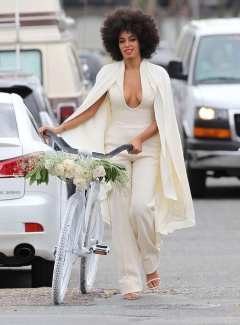 Solange Wedding 8