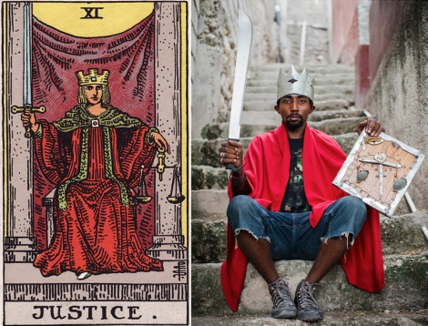 The Ghetto Tarot 5
