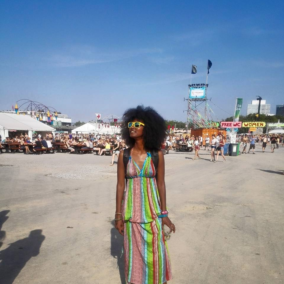7 Dope Looks We Spotted At Couleur Caf Into The Urban